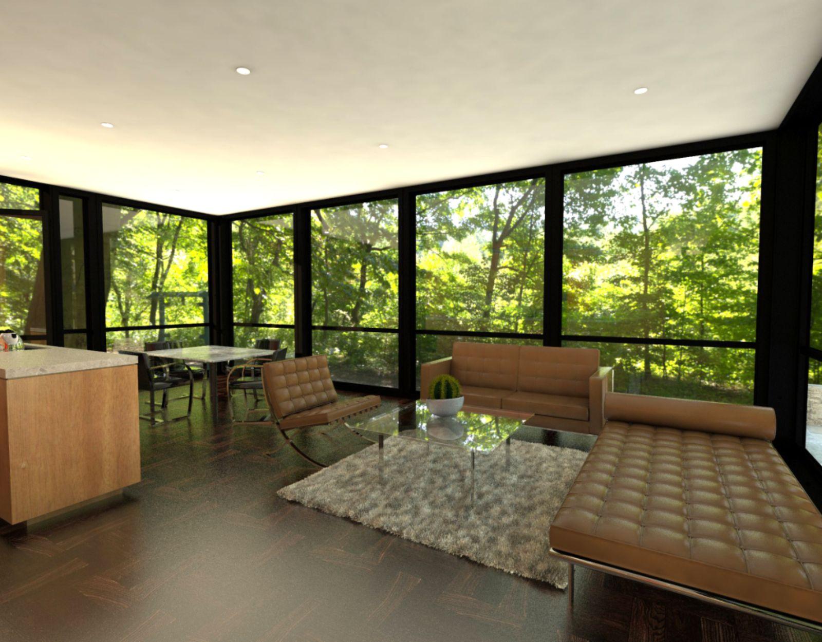 Philip Johnson Glass House modular-glass-house-by-philip-johnson-alan-ritchie