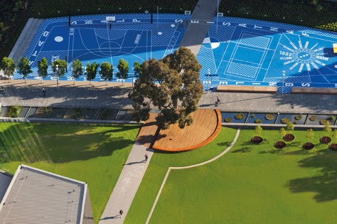 Caulfield Campus Green