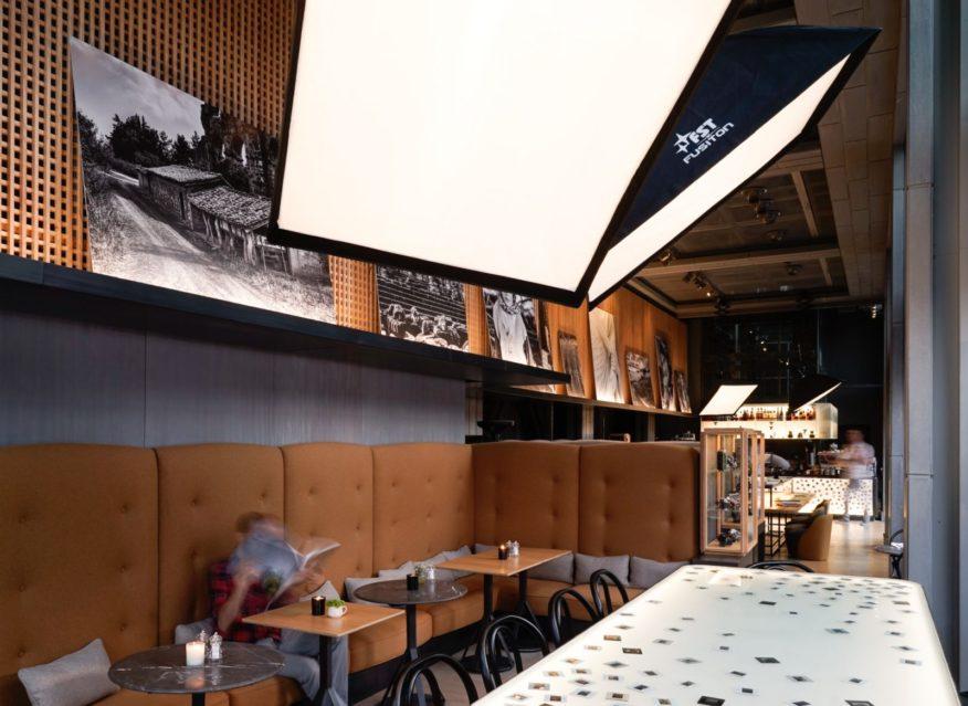 Monochrome Brasserie