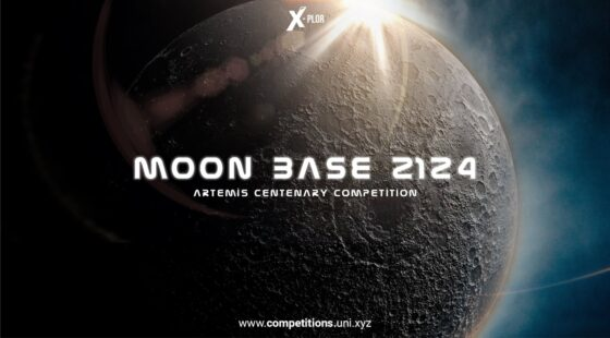 Moon Base 2124