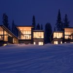 Mountainside Stellar Residences and Townhomes by Bohlin Cywinski Jackson