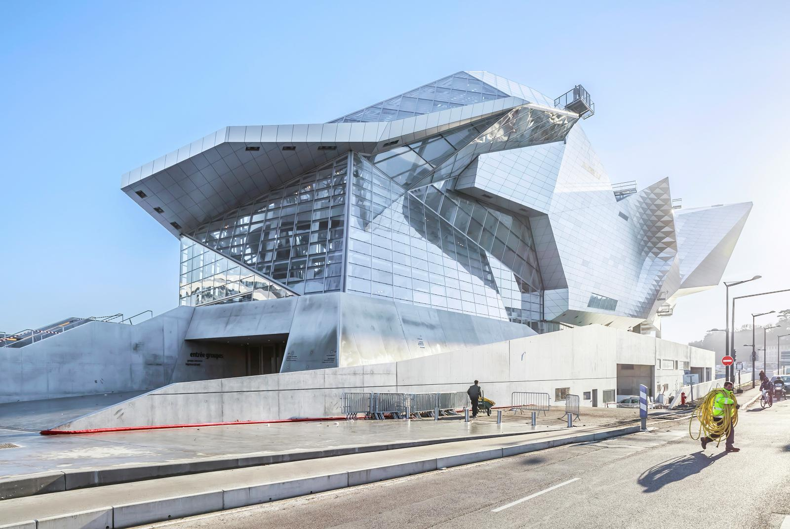 Musee des confluences in lyon france by coop himmelb l au 05 for Architecture lyon