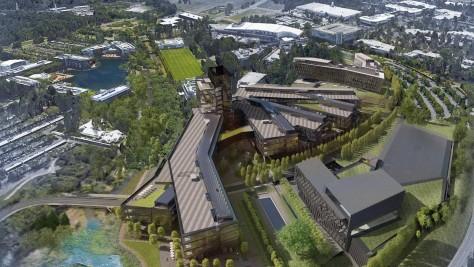 World Headquarters Expansion
