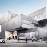 NYPD 40th Precinct by Bjarke Ingels Group
