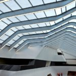 Inaugurated first phase of Napoli Afragola Station by Zaha Hadid Architects