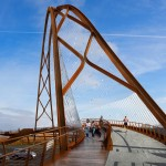 64North wins the new Adobe Creek Pedestrian & Cyclist Bridge competition