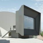 New Auditorium of Santa Casa da Misericórdia by Eduardo Souto de Moura