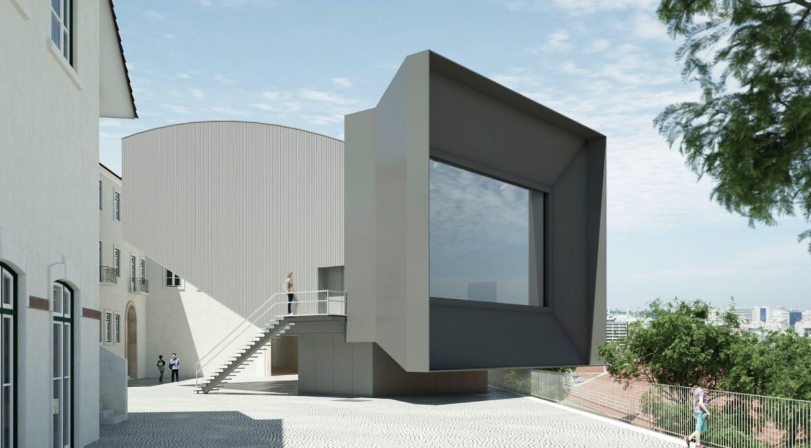 New Auditorium of Santa Casa da Misericórdia
