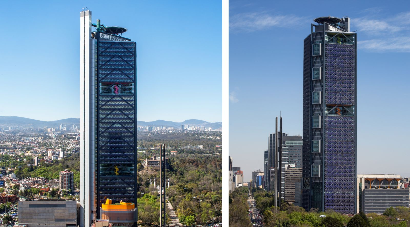 New BBVA Bancomer Headquarters