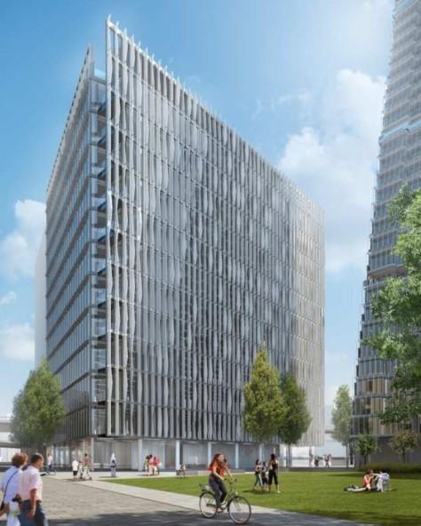 New Biomedical Engineering Building