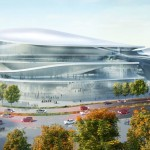 New Canberra convention centre by Studio Fuksas