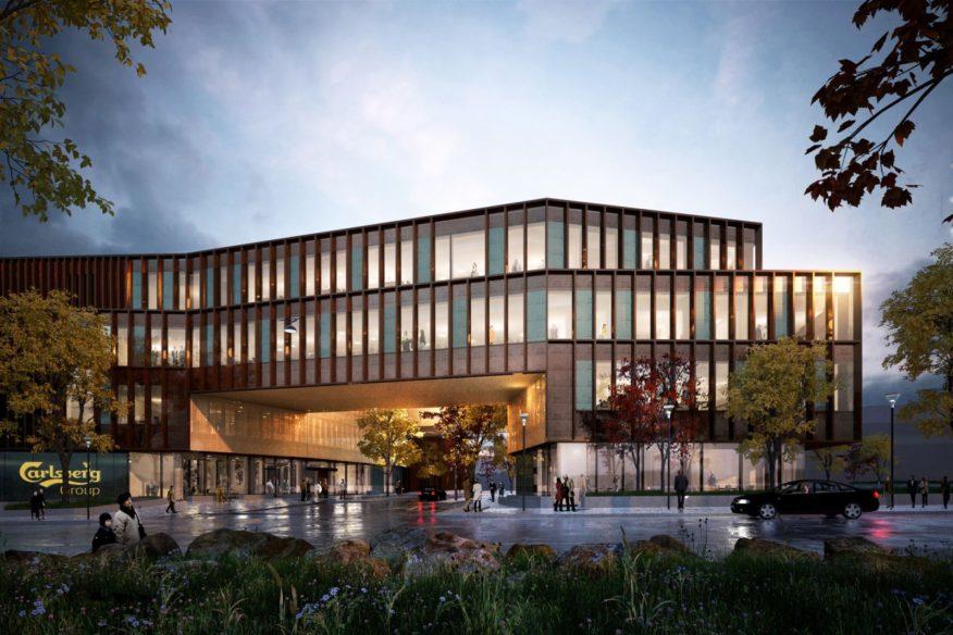 Carlsberg Head Office