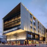New Christchurch central library by Schmidt Hammer Lassen Architects and Architectus