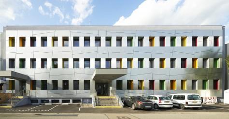 City Hall of Illkirch-Graffenstaden