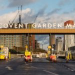 New Commission for Neil Tomlinson Architects at New Covent Garden Market