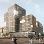 New Headquarter for Volksbank by Urban Agency and BEM Architects