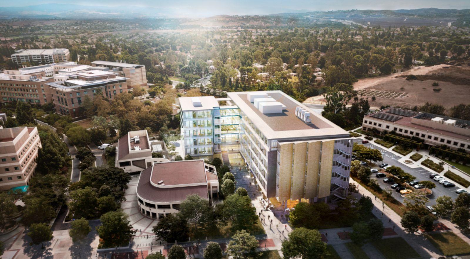 Interdisciplinary Science and Engineering Building