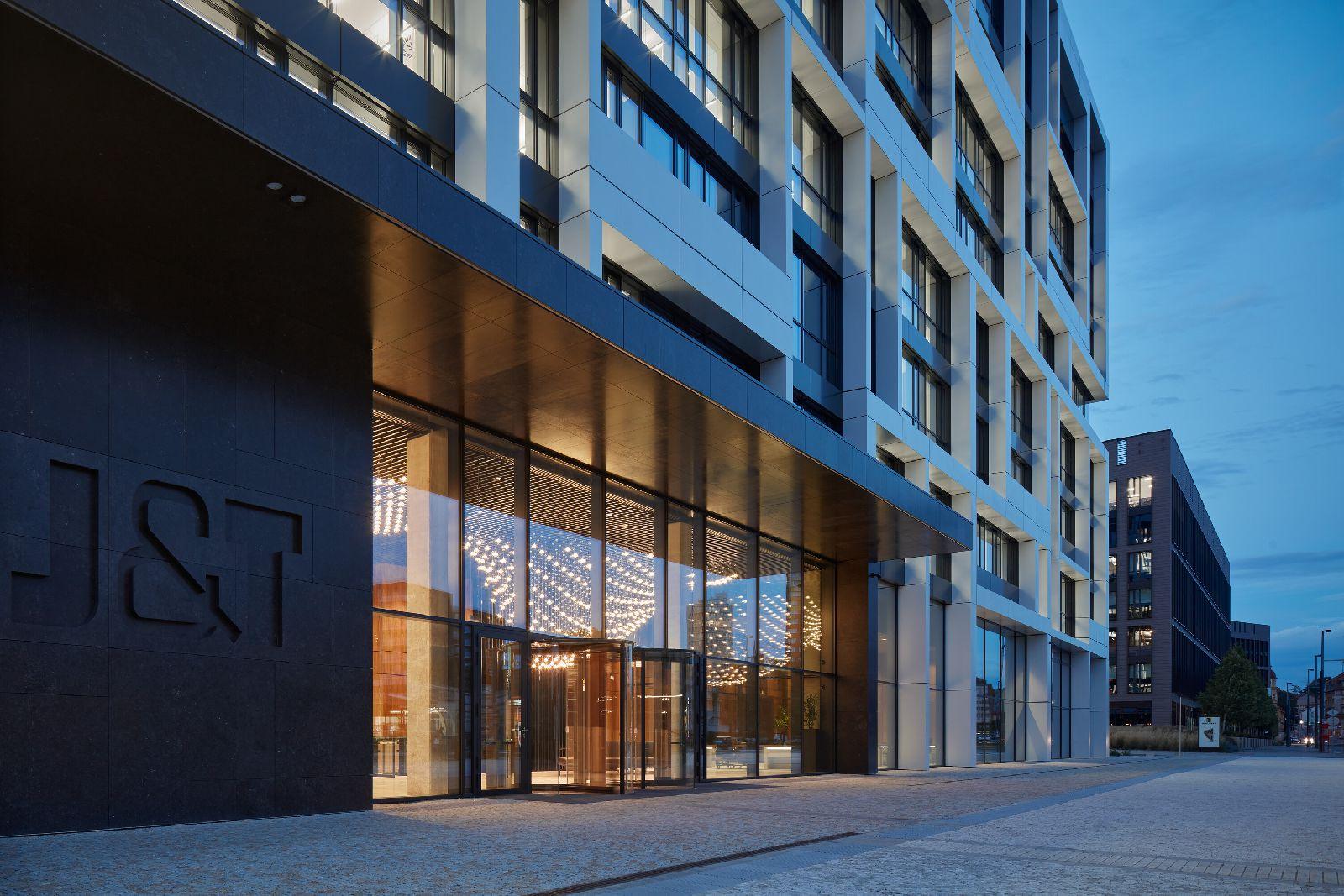 J&T headquarters