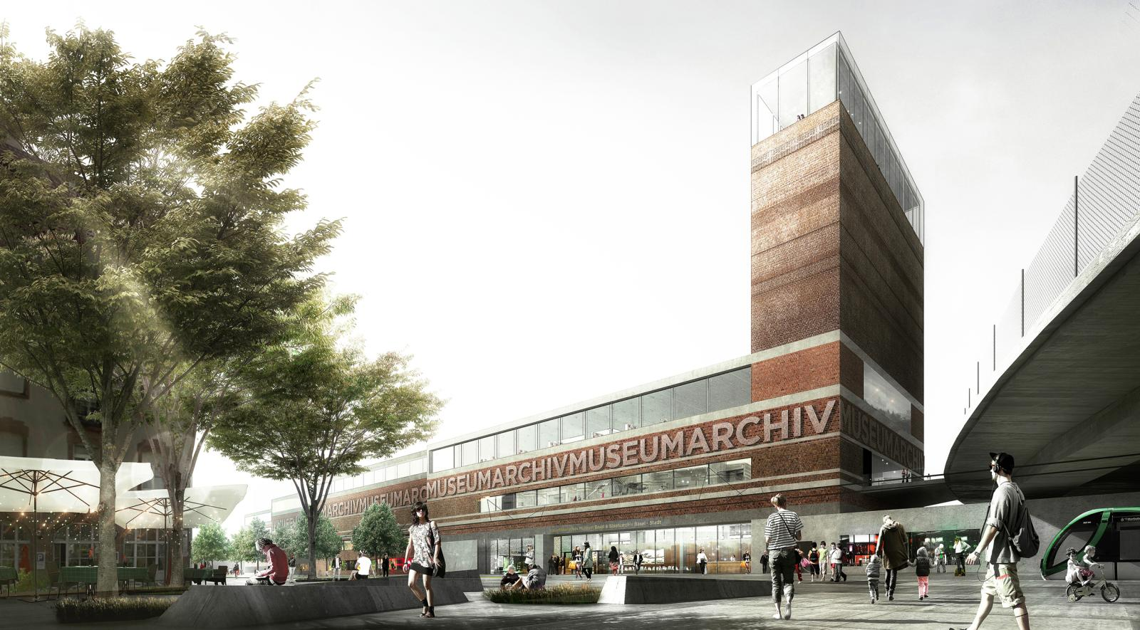 New Museum of Natural History