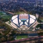 Video presentation & report on New National Stadium Tokyo by ZHA