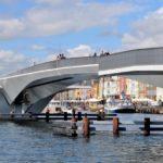 New Opening Pedestrian and Cyclist Bridge by Studio Bednarski