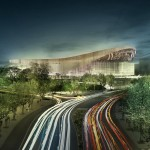 New Palau Blaugrana Arena by HOK and TAC Arquitectes
