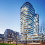 New'R building by Hamonic+Masson & Associés