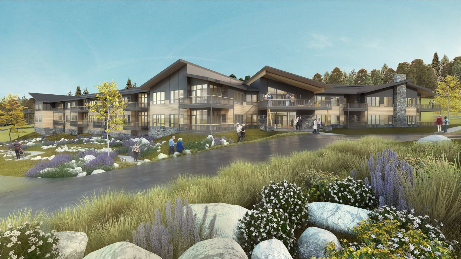 New Senior Living Design
