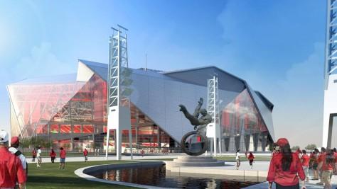 New Stadium Atlanta