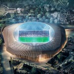 New Stamford Bridge stadium by Herzog & de Meuron