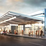 New Terminal Salt Lake City Airport by HOK