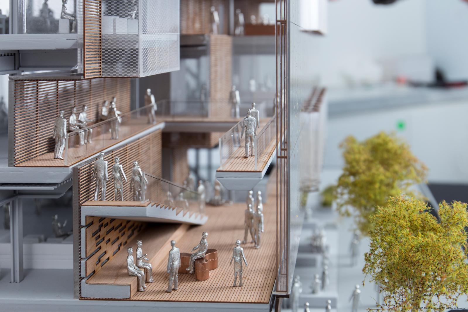 studio oa. Uber Headquarters By SHoP Architects And Studio O+A Oa