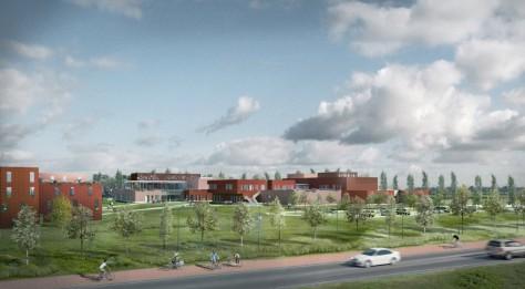 New University Campus