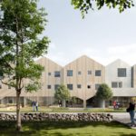 New Vardheim Health Centre in Randaberg by 3RW arkitekter and NORD architects