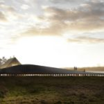 New Visitors Centre at Mols Bjerge National Park by Arkitema Architects