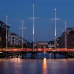 New bridge by Olafur Eliasson opens in Copenhagen harbour
