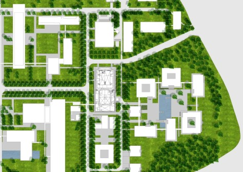 new building top institute DIFFER