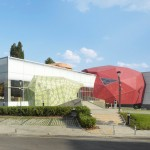 New children's museum by Lee H. Skolnick Architecture + Design Partnership