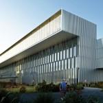 New corporate office building in Ciudad Real Madrid by Rafael de La-Hoz