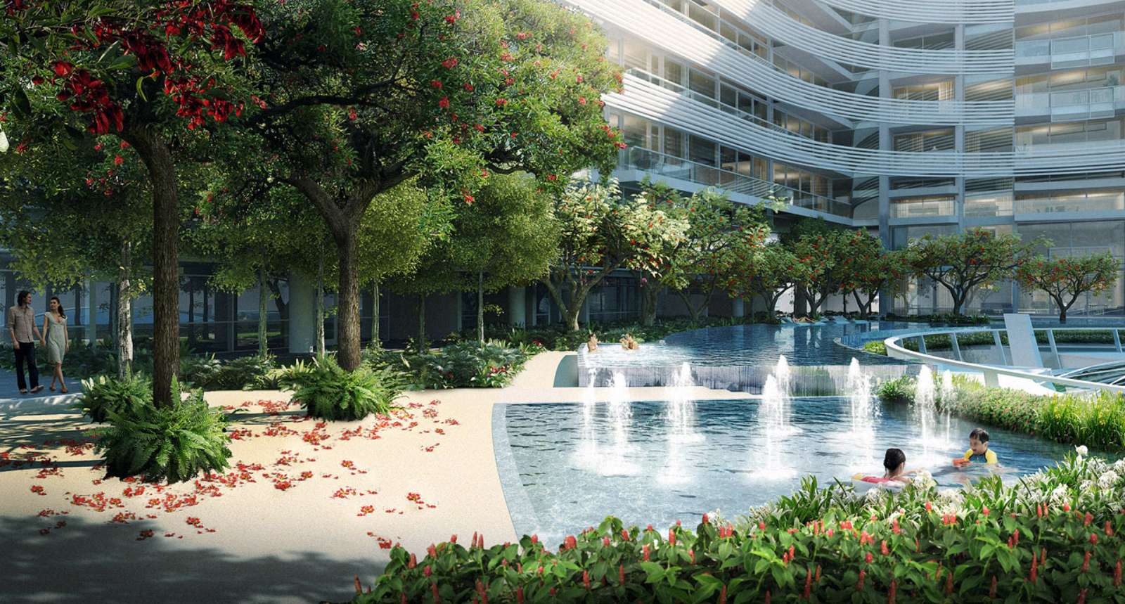 New Landscape Design For Capitol Singapore By Grant