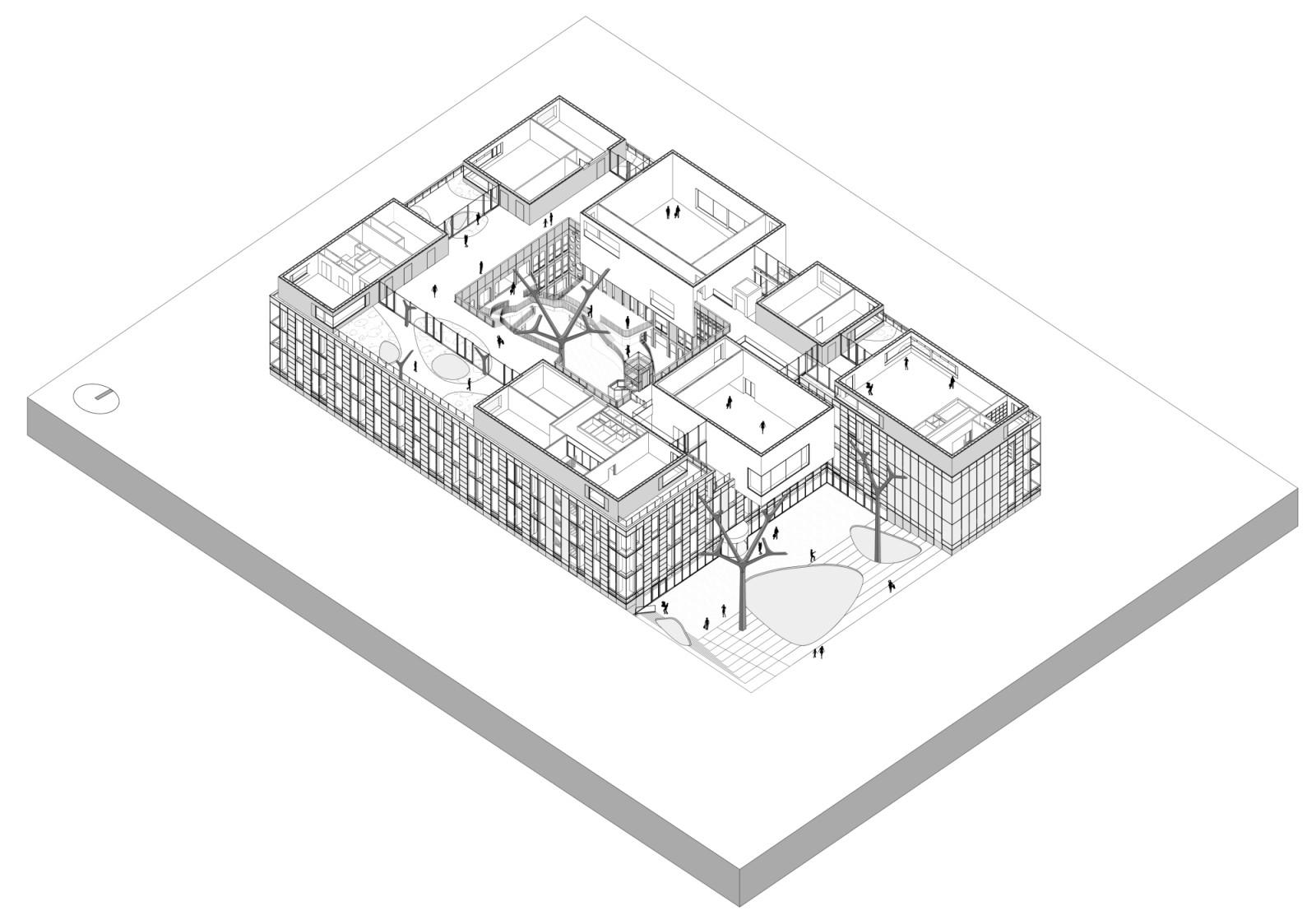 New office for the Goede Doelen Loterijen