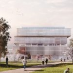 New sustainable headquarters for Solvay by Schmidt Hammer Lassen Architects wins international competition