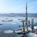 Next Tokyo by Kohn Pedersen Fox Associates