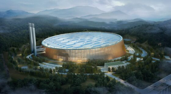 Shenzhen East Waste-to-Energy Power Plant
