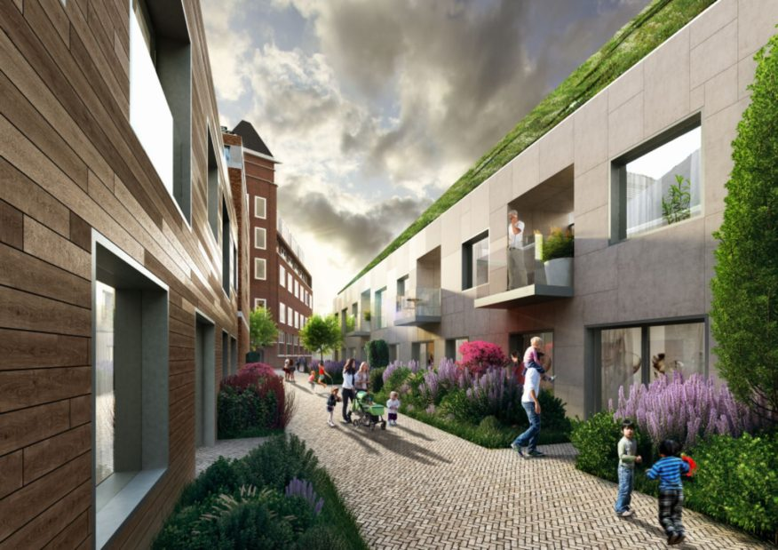 Nieuw Bergen By Mvrdv Aasarchitecture