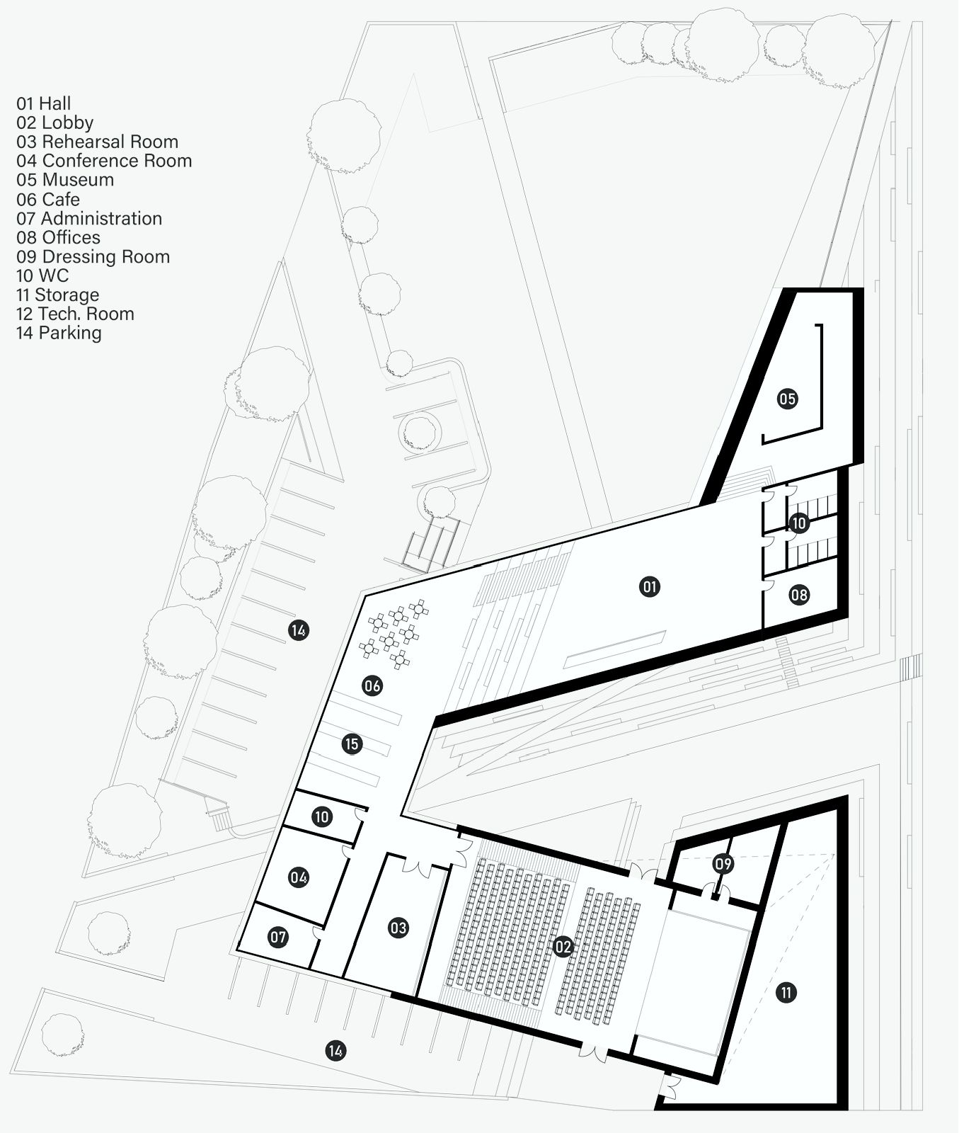 Nikozi Art Palace