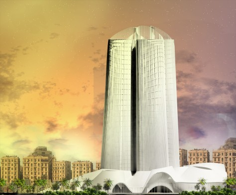 Nile Hotel Tower