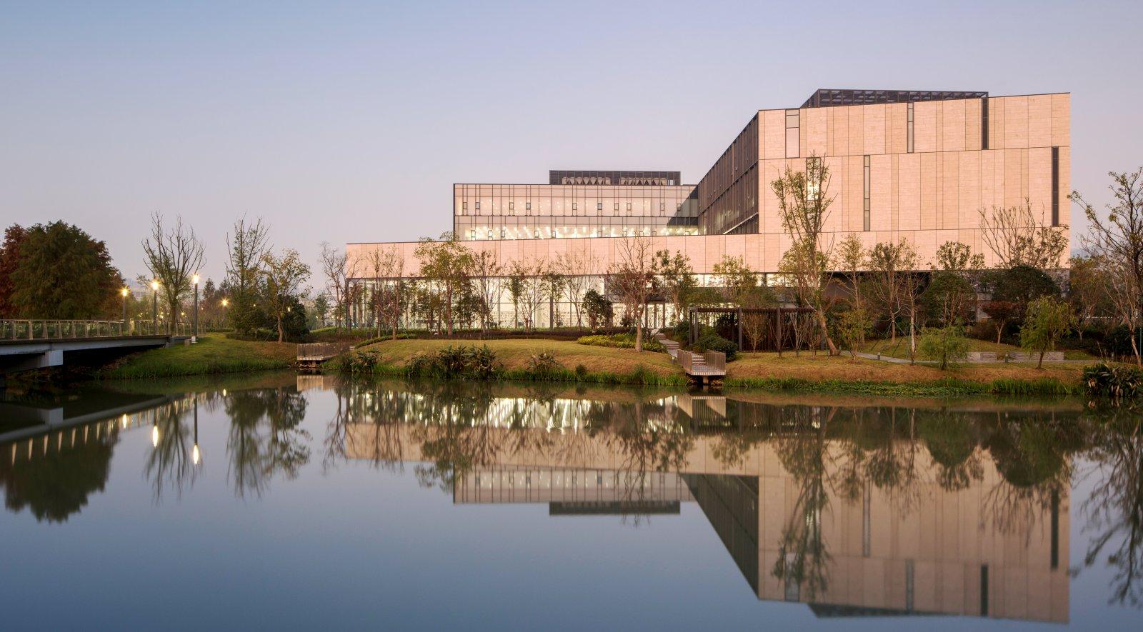 Ningbo New Library