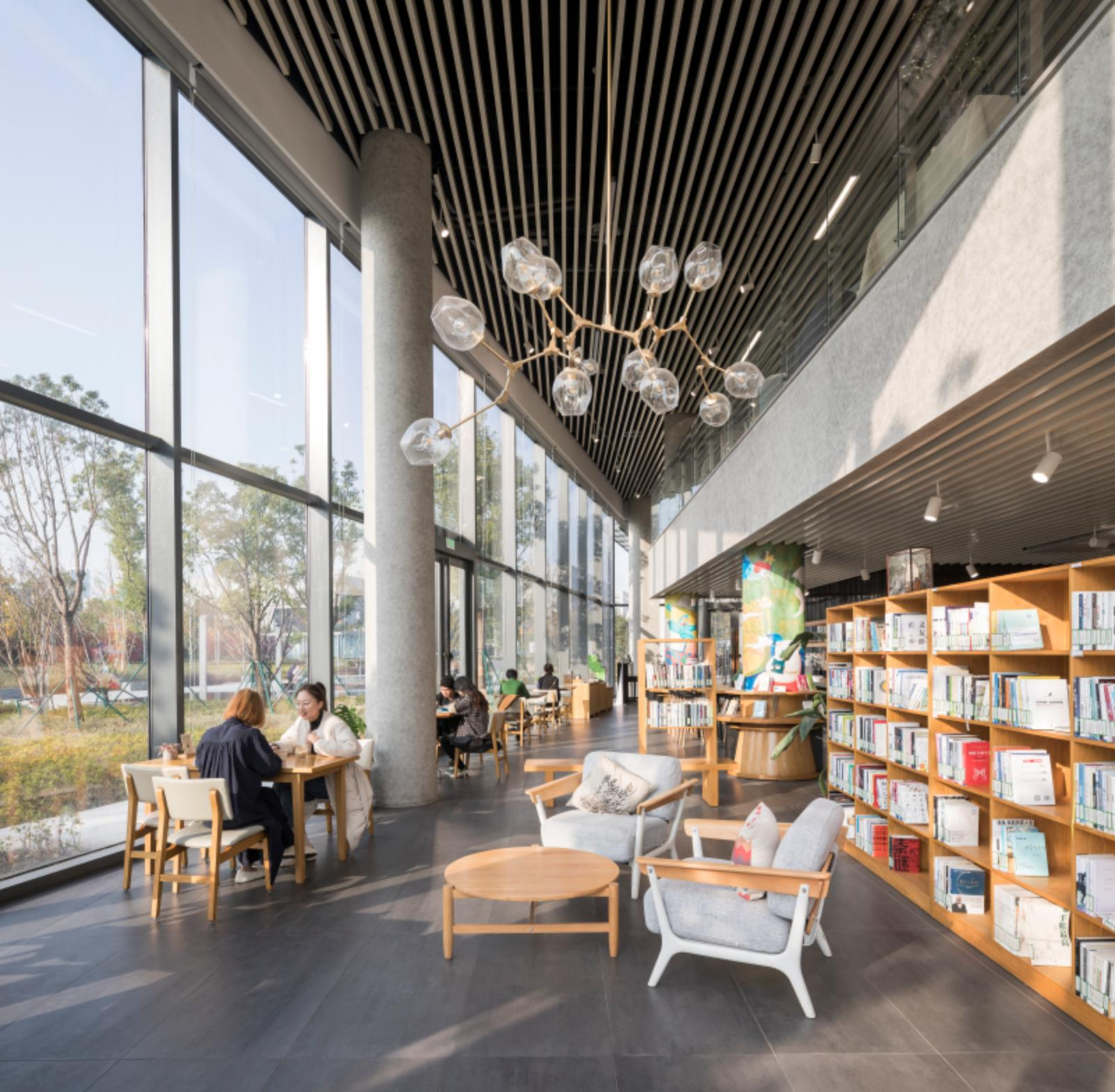 Ningbo New Library