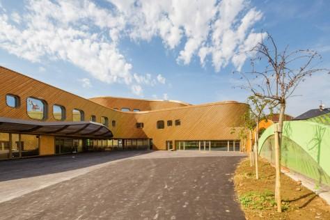Nursery and Primary School in Saint-Denis